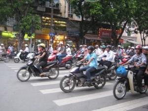 Tips Dalam Berkendara Sepeda Motor Anda