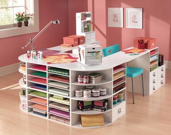 Trik Mendesain Craft Room