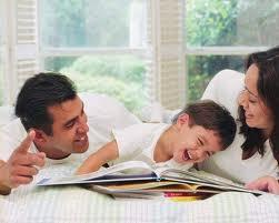 Cara Menjadi Orang Tua Yang Ideal