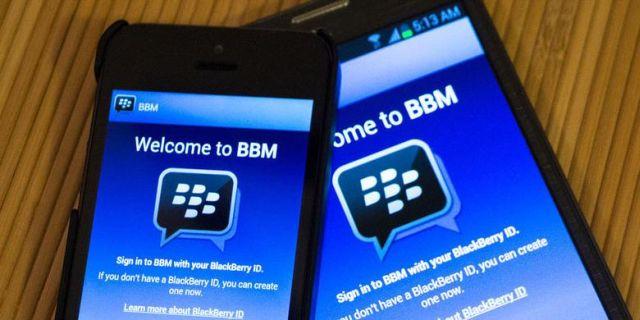 Cara Penggunaan BBM Di Android dan iPhone