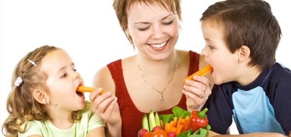 Tips Agar Anak Mau Makan Sayuran