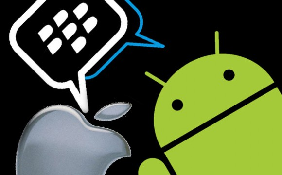 Tips Mendapatkan PIN BBM di Android dan iPhone