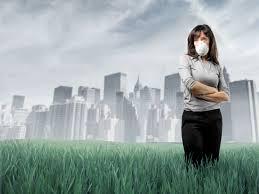 Tips Menjaga Kesehatan Tubuh dari Polusi