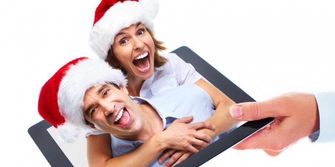 Tips Rayakan Natal yang Romantis untuk Pasangan Jarak Jauh