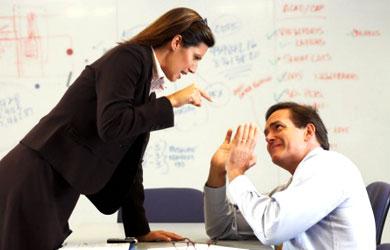 Cara Bijak Hadapi Bos yang Galak