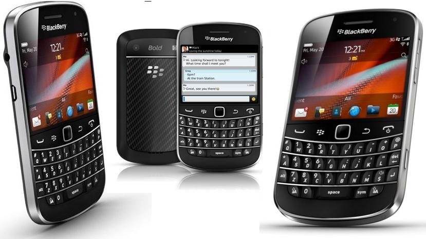 Cara Mudah Dan Cepat Transfer File Antar Blackberry Via NFC
