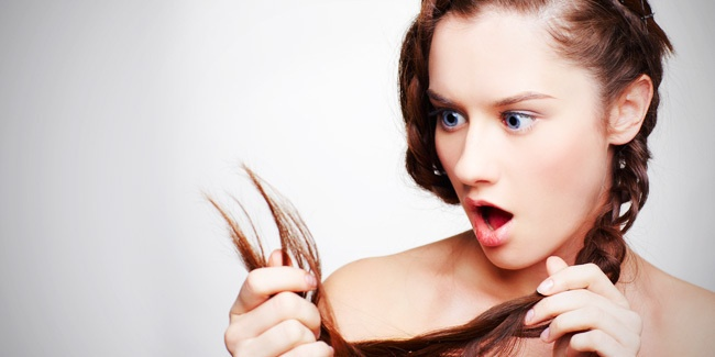 Tips Jitu Atasi Rambut Kering