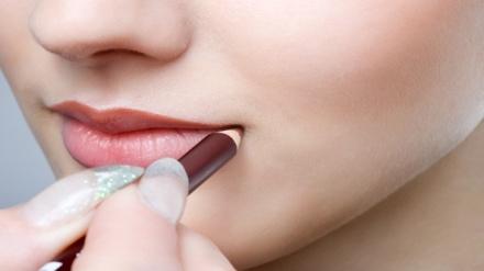 Tips Agar Bibir Terlihat Tipis