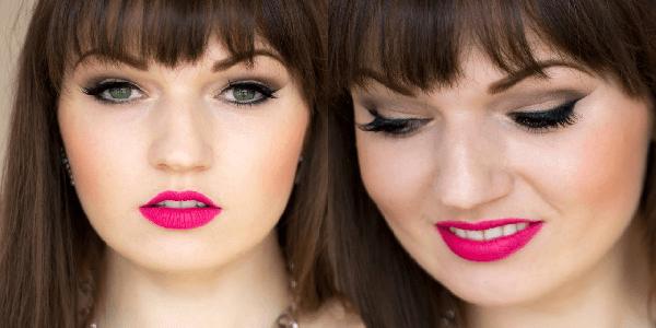 Cara Memakai Lipstik Hot Pink