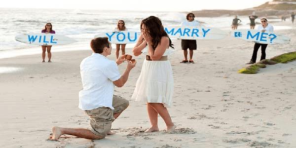 Cara Unik Melamar Pasangan
