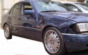 Kenali Mobil yang telah mengalami Tabrakan Hebat