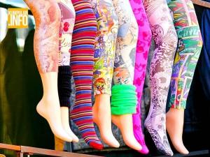 Tips Tampil Style dengan Stocking