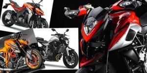 Tujuh Pilihan Motor Sport Terbaru di Tahun 2014
