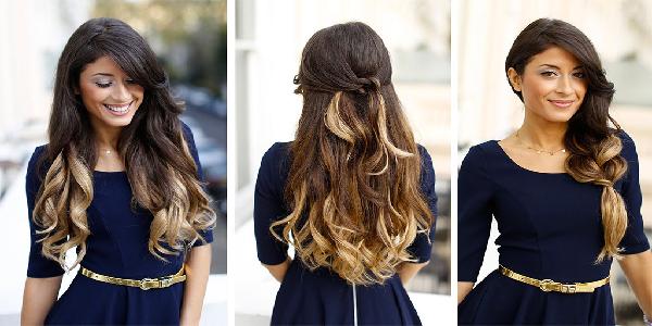 Cara Membuat Rambut Ombre