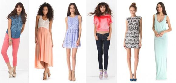 Tips Fashion Untuk Wanita Berpostur Mungil