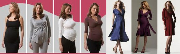 Tips Fashion Untuk Ibu Hamil